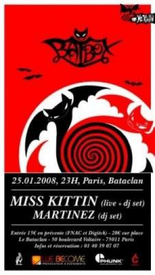 Bat Box Release Party