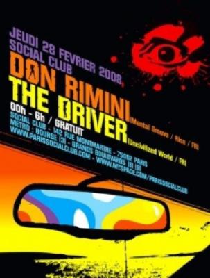 Don Rimini // The Driver