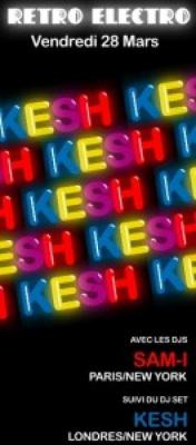Cathy à la pèche, nous on invite Kesh...