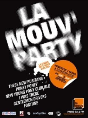 La Mouv' Party