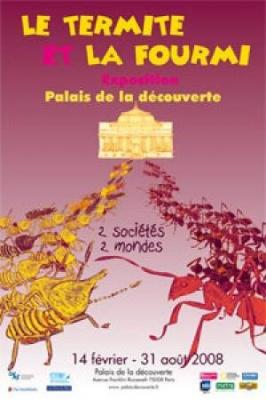 Le Termite et la fourmi, deux sociétés, deux mondes