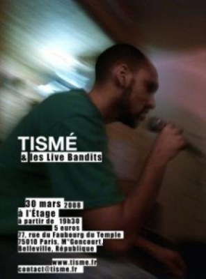 Tismé & les Live Bandits