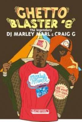 Ghettoblaster #8