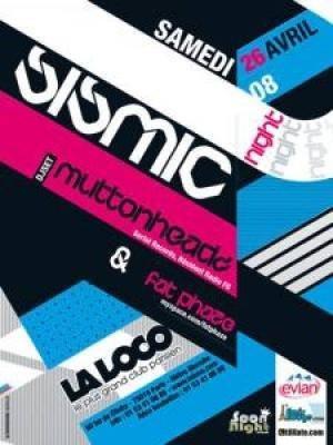 Sismic Night > Muttonheads