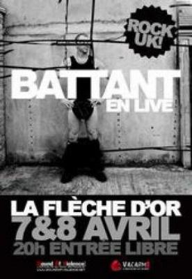 Battant en Live