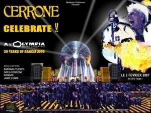Cerrone : Celebrate 30 Years of Dancefloor