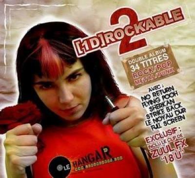 Présentation de la compilation 1(D)rockables avec Sherkan, Lokurah et LND