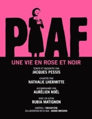 Piaf, une vie en rose et noir   Cat1