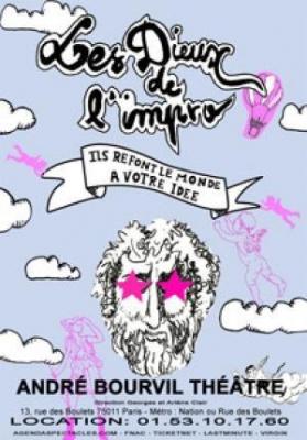 LES DIEUX DE L'IMPRO