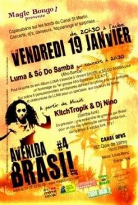 Avenida Brazil # 4