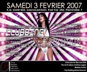 Clubbing Evolution