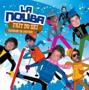 La Nouba fait du ski