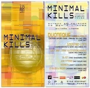 Minimal Kills