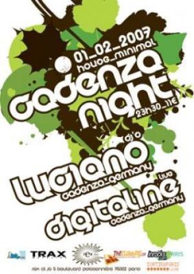 CADENZA NIGHT