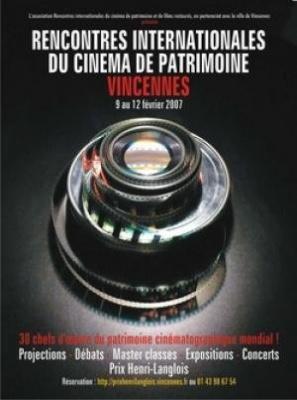 Rencontres Internationales du cinema de patrimoine