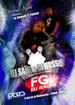 DJ Saïd & DJ Nass-R
