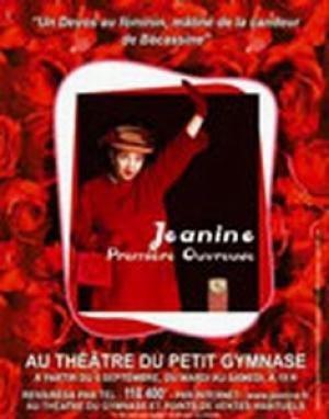 Jeanine, premiere ouvreuse