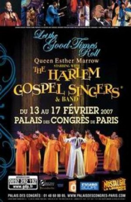 THE HARLEM GOSPEL SINGERS AND BAND