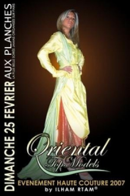 Oriental Top Models