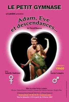 Adam, Eve et descendances…