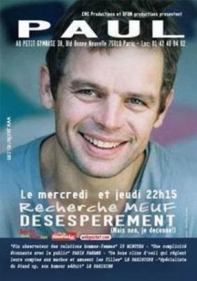 Paul Burési dans Recherche meuf désespérément