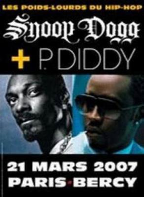 SNOOP DOG et P.DIDDY