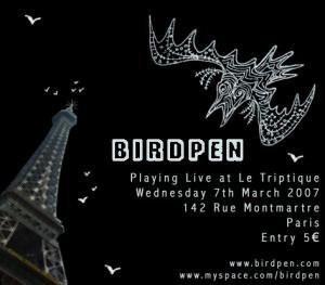 Raymondo + Carp + Birdpen