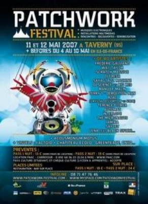 PATCHWORK FESTIVAL PASS 2 JOURS