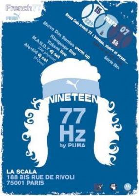 77 hz By PUMA