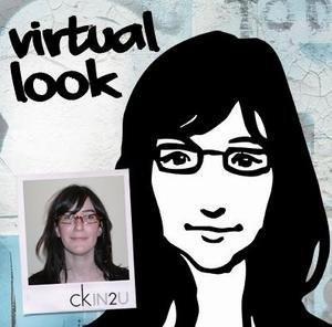 Virtual Looking