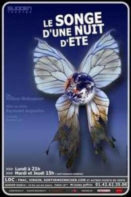 LE SONGE D'UNE NUIT D'ETE DE WILLIAM SHAKESPEARE