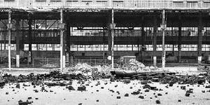 Demolition, photographies par Claudia Mojica Sorbac