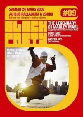 BLOCK PARTY # 9