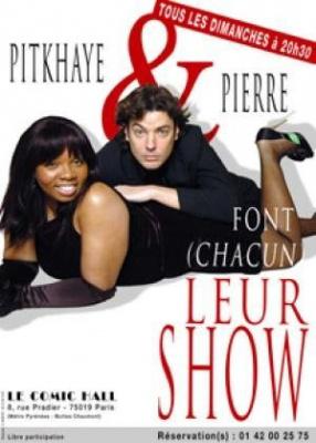 Pierre et Pitkhaye font (chacun) leur show