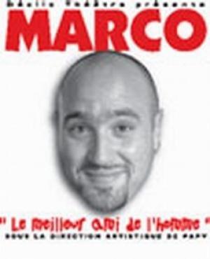 Paris fait sa comedie >> Marco