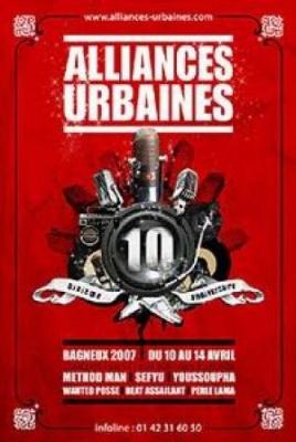 Festival Alliances Urbaines de Bagneux présente : Wanted Posse