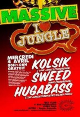 MASSIVE vs I LOVE JUNGLE