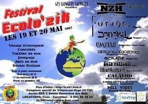 Festival Ecolo'Zik