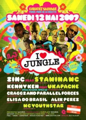 I LOVE JUNGLE Limited 010