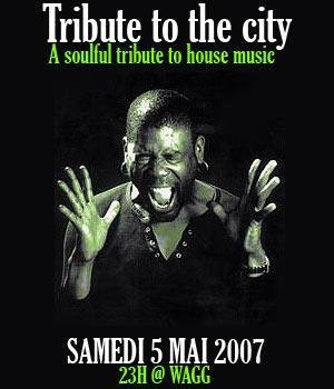 Tribute to The City | Spéciale Disco