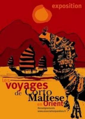 Les voyages de Corto Maltese en Orient…