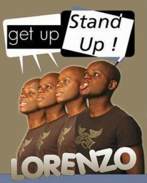 Lorenzo Stand up