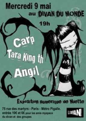 CARP / ANGIL / TARA KING TH