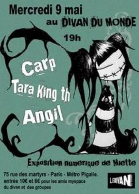 CARP / ANGIL / TARA KING TH