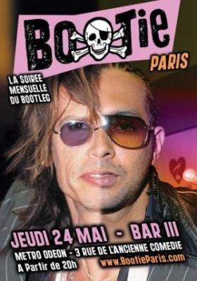 Bootie Paris