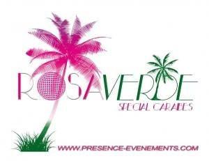 Rosaverde special Caraibes