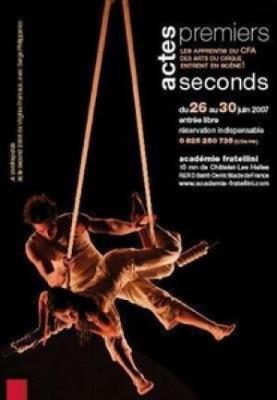 Actes premiers, actes seconds