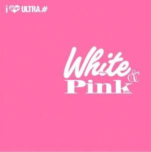 Ultra White & Pink