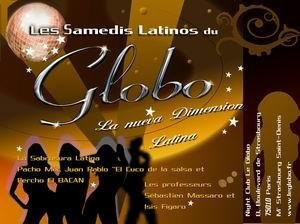 Les samedis latinos