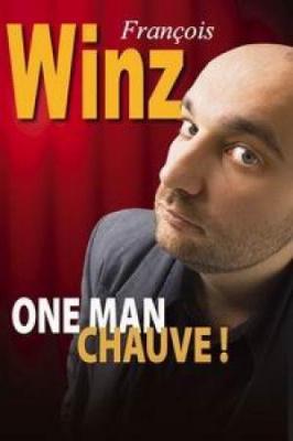 One man chauve
